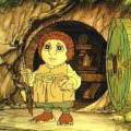 Bilbo Steps Out the Door